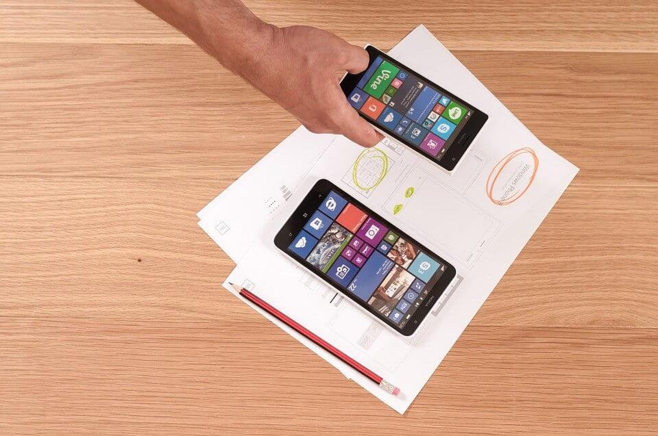 עיצוב אפליקציות לעסקים