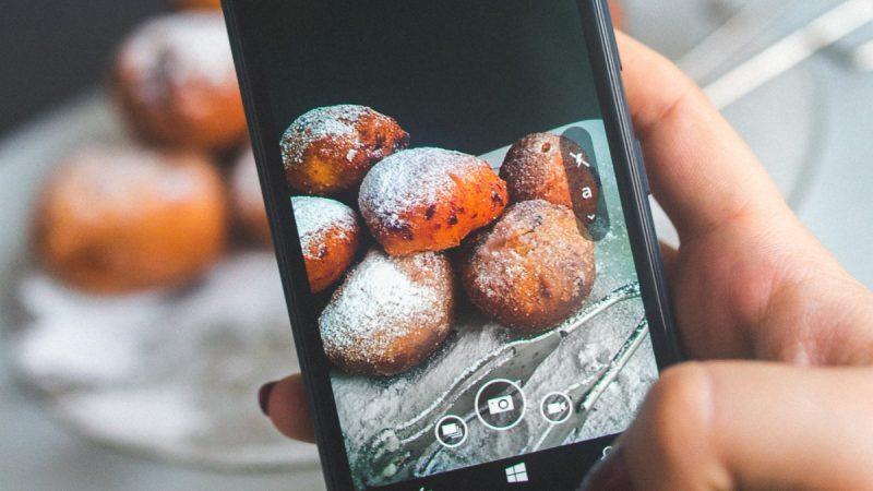 פיתוח אפליקציה מובייל דיאטה קלוריות