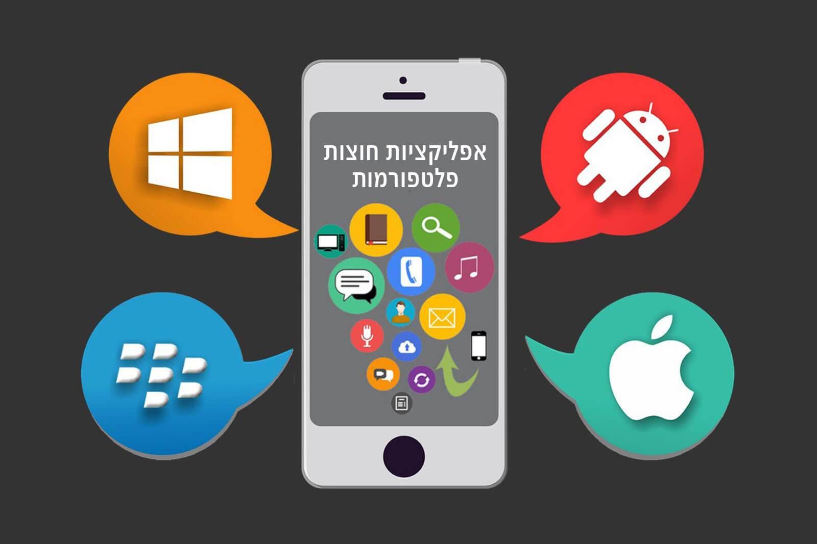 פיתוח אפליקציות היברידיות