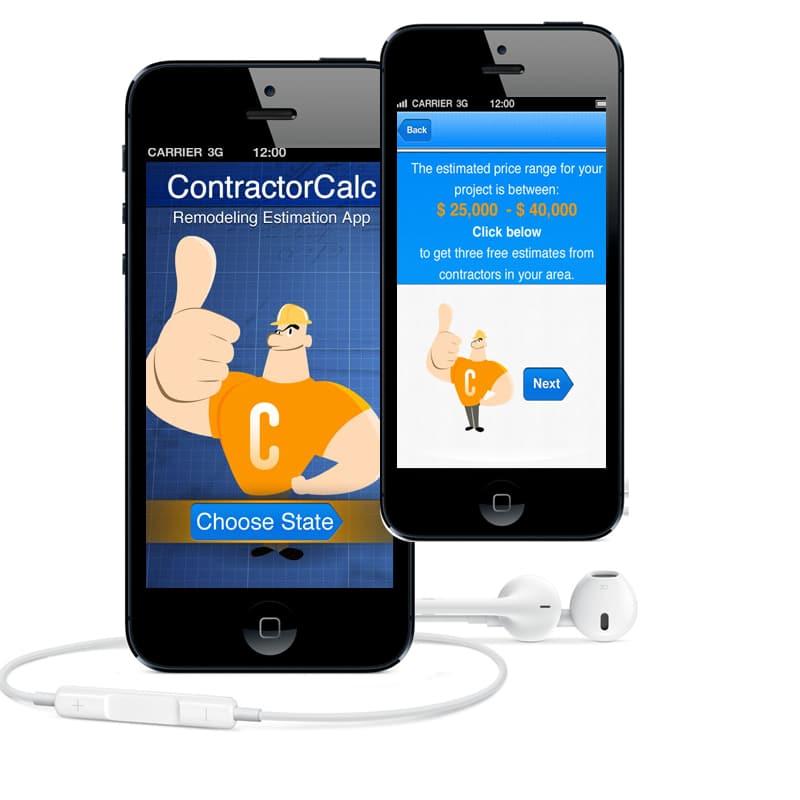 פיתוח אפליקציה Contractor