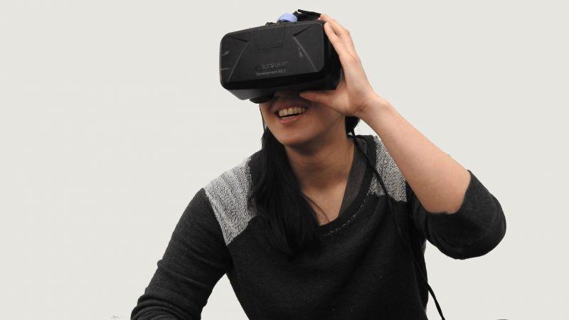 אפליקציות מציאות מדומה נפוצות