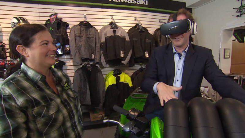 אפליקציות מציאות מדומה לשיווק במובייל